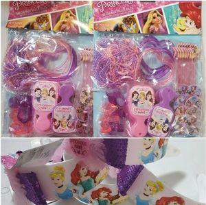 NEW! Disney Princess Favor Party Pack Bundle
